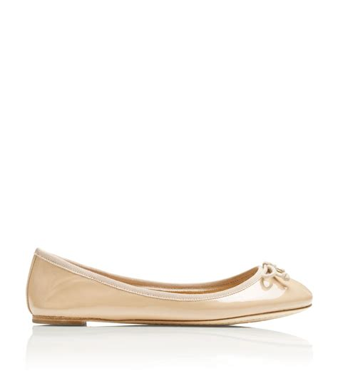 Flat Shoes Nobody lyst burch chelsea ballet flat in pink
