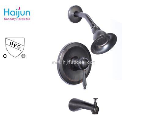 Upc Shower Faucet by Upc Orb Shower Set Faucet Bath Tap Pressure Balance Shower