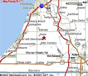 Map Of Southwest Michigan by Similiar Map Of Sw Michigan Keywords