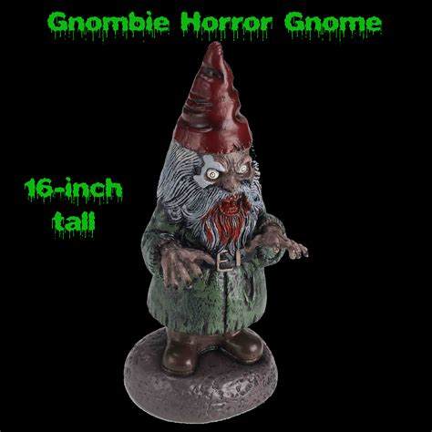 infect your home with flesh eating monster zombie gnomes creepy lawn gnomes bing images