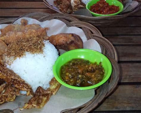nasi kulit malam minggu riau bandung lengkap menu