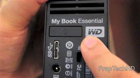 Wd My Book 3 Tb Wd Mybook Hdd External unboxing western digital mybook essential 3tb drive