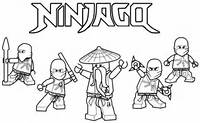 Coloring Pages &gt Lego Ninjago Wonderful