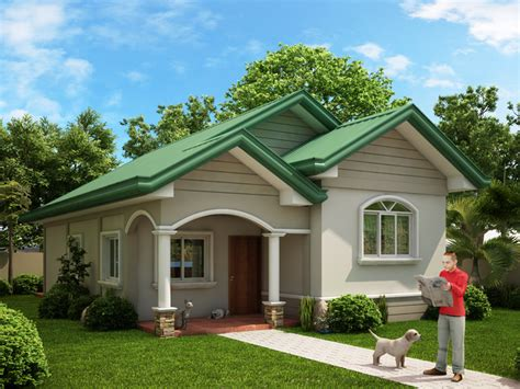 one story dream homes one story dream home series odh 2015002 pinoy dream home source philippines house designs