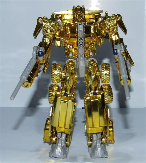Transformers Gold gold optimus prime image gallery and review www