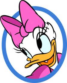 daisy duck outline clipart clipart suggest