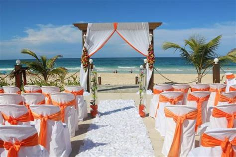 barcelo punta cana wedding packages wedding location picture of occidental caribe punta
