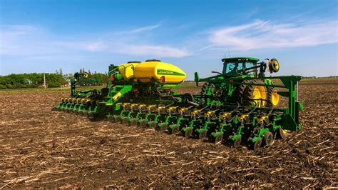 deere planter planting equipment 1705 integral planter deere us