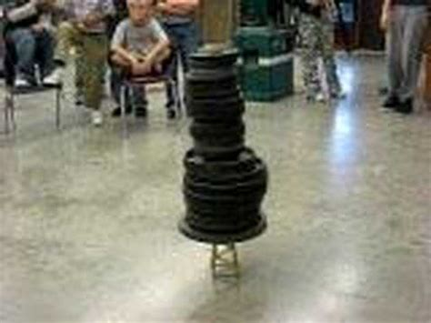 high balsa wood tower holds  pounds youtube
