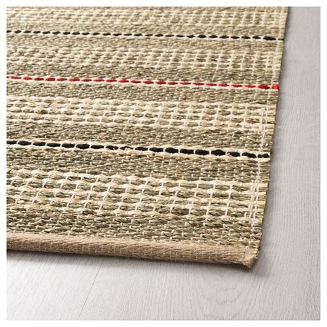 rugs at ikea soderup rug flatwoven natural multicolour 75x200 cm ikea