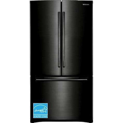 samsung rfg293habp 28 5 cuft door refrigerator