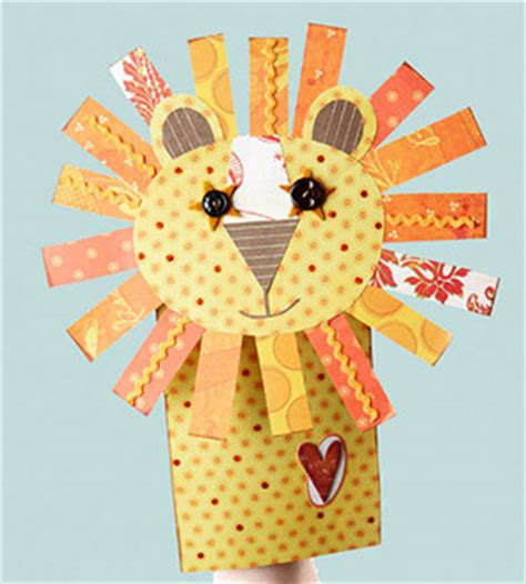 How To Make Puppets Out Of Paper Bags - pages artprojects thinkgyminformation gifs wizard of oz