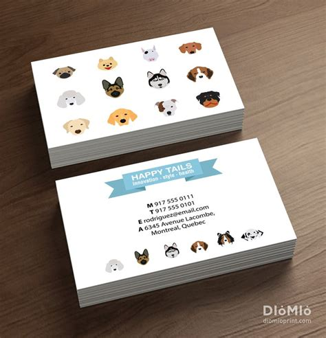 free business cards templates canine 317 best business cards images on business
