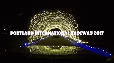 winter portland international raceway pir