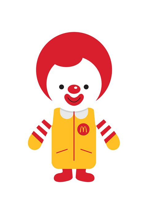 Happymeal Mac Donalds Karakter 3 mcdonalds characters www pixshark images galleries