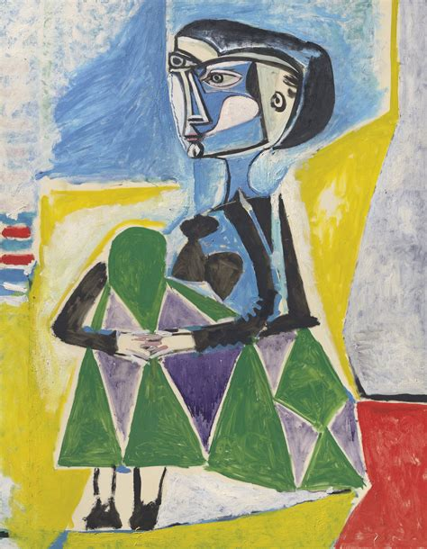 unique picasso paintings picasso portait of jacqueline leads christie s ny sale in
