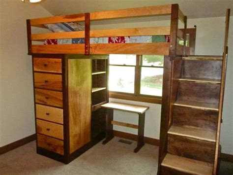 custom bunk bed made nicholas bunk bed by woodworking