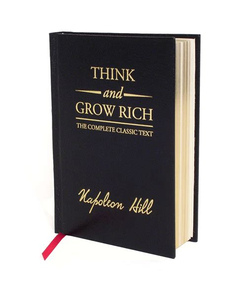 think and grow rich guide an official publication of the napoleon hill foundation books think and grow rich tarcher penguin