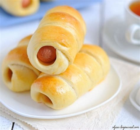 pigs in a blanket hotdogs and sausages pinterest
