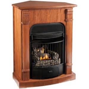 home depot gas fireplace procom 29 in convertible vent free propane gas fireplace