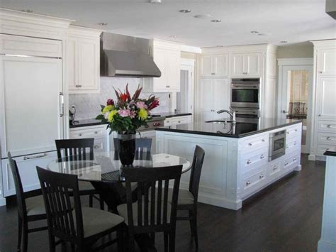 home wood kitchen design pictures of kitchens with white cabinets and dark floors