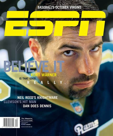 The Magazine by Espn The Magazine Covers Espn The Magazine 2000 Covers