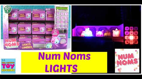 Light Series num noms lights series 1 light up glow in the