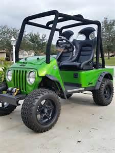 Jeep Golf Cart Ezgo Txt 2011 Golf Cart Jeep For Sale
