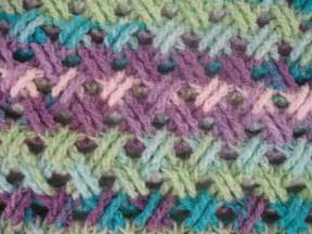 meladoras creations interweave cable stitch free