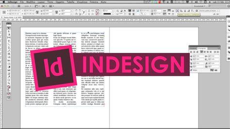 all i need testo tutorial indesign in italiano testo a colonne box