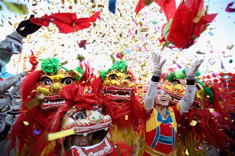 top 8 best asia country to celebrate chinese new year