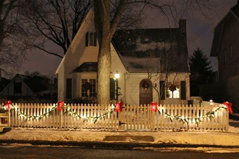 christmas lights on fence christmas decorations ruth e hendricks photography