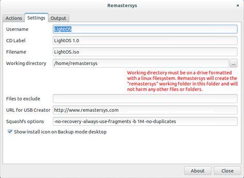 tutorial remastering linux fedora tutorial remastering linux ubuntu 14 04 lts trusty tahr