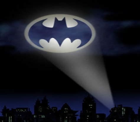 Batman Light by The Twisted The Light Has Been Seen