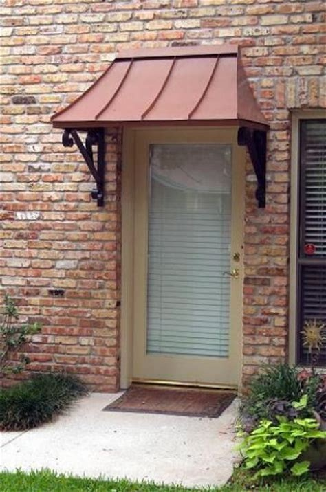 outside door awnings front door awning door awnings pinterest