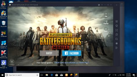 pubg mobile emulator pubg mobile official emulator tencent gaming