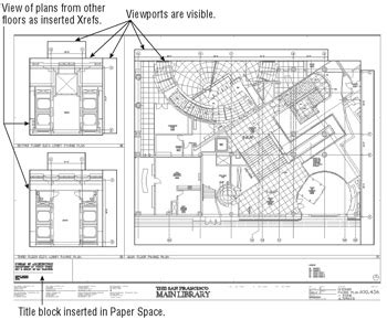 autocad layout exit viewport working with paper space viewports mastering autocad