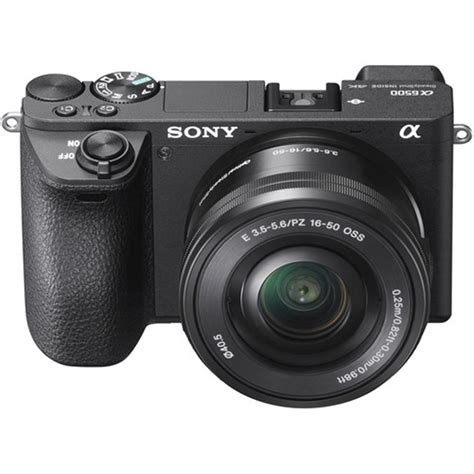 Sony Alpha A6500 Only Black Garansi Sony Indonesia 1 henrys sony alpha a6500 w 16 50mm lens black