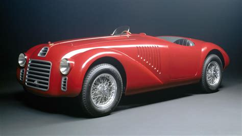 first ferrari meet the first ever ferrari road car the v12 engined 125