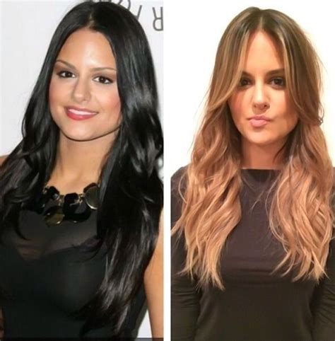 black hair to blonde hair transformations pinterest the world s catalog of ideas