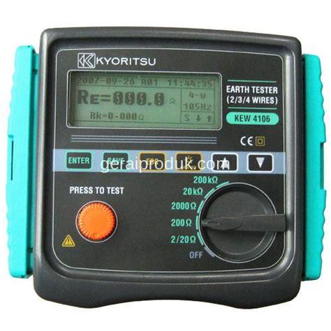 Digital Multimeter Dibandung distributor earth tester kyoritsu di indonesia meter digital