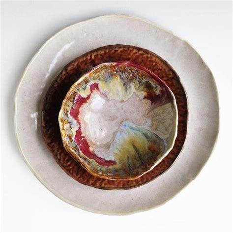 wolfe pottery handmade ceramic dinnerware river