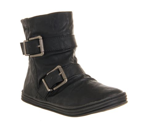blowfish ranuka boot black relax ankle boots
