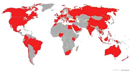 map world locations map of uber and locations business insider