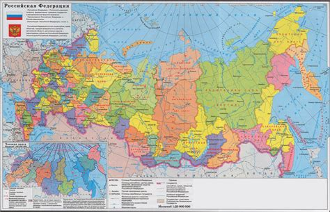 russian map maps of russia detailed map of russia with cities and