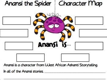 printable version of anansi wisdom story anansi and the melon worksheet anansi and the moss