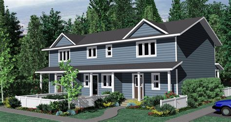 triplex home plans studio design gallery best design