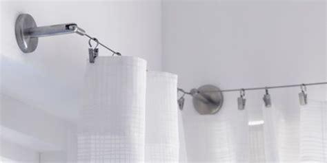 Cable Rideau Ikea by Tringle Cable Minialiste Ikea Rideau