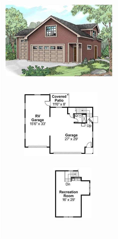 Plans For Garage Apartment by 49 Best Garage Apartment Plans Images On