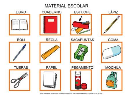 imagenes materias escolares material escolar